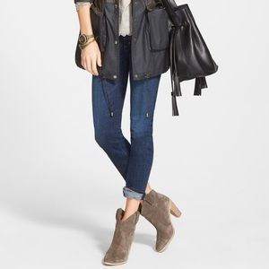 CITIZENS OF HUMANITY arielle midrise skinny jeans
